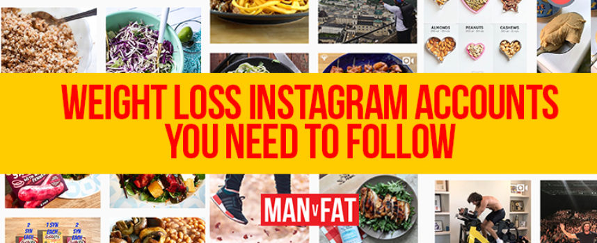 vegan weight loss instagram accounts