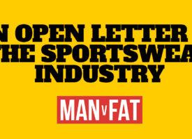 An open letter to the sportswear industry