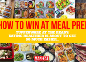 How to win at meal prep