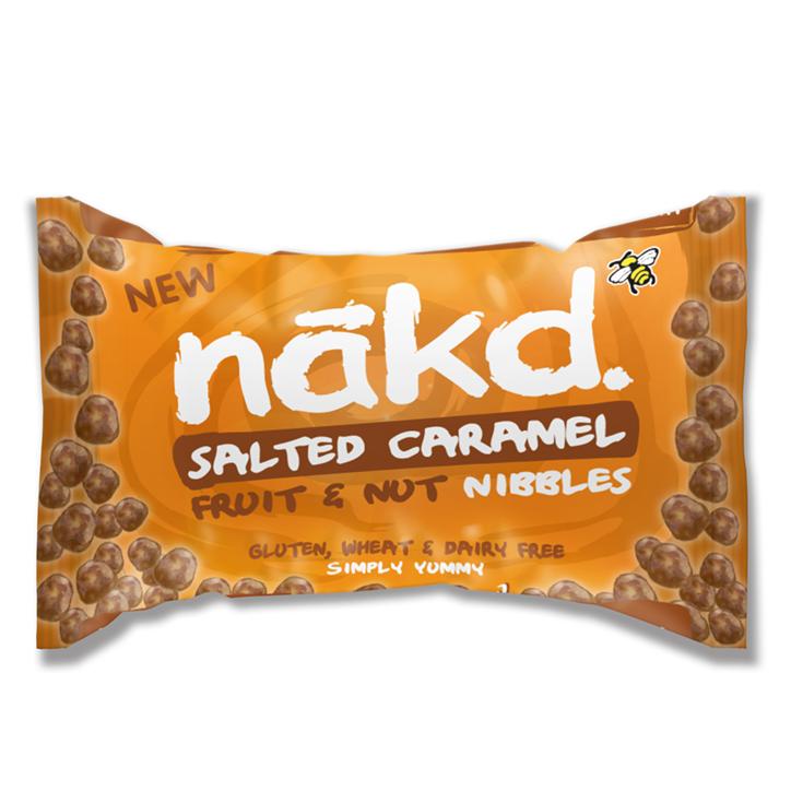 Nakd Salted Caramel Nibbles