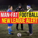Photo: NEW MAN v FAT Football leagues for October
