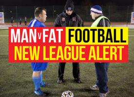 20 NEW MAN v FAT Football leagues coming soon