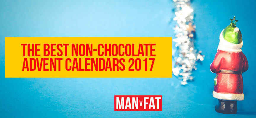 Best non chocolate advent calendars 2017 man v fat Advent calendar non chocolate