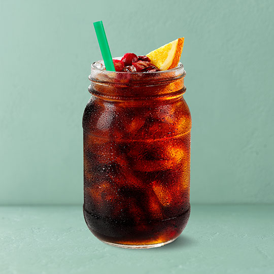 Festive drinks 2017 - Starbucks Festive Cold Brew