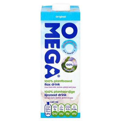 Ooomega - guide to milk alternatives