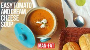 Photo: RECIPE: Tomato and cream cheese soup