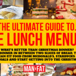 Photo: The ultimate guide to festive food menus 2017