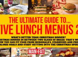 The ultimate guide to festive food menus 2017