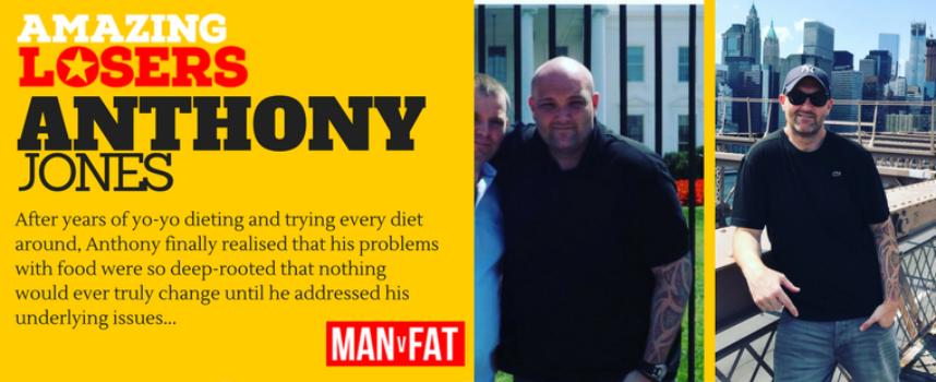 No Foolin': Amazing Loser Anthony Jones