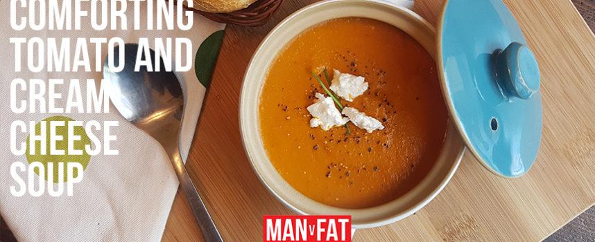 RECIPE: Tomato and cream cheese soup