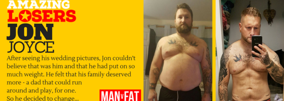 A New Man: Amazing Loser Jon Joyce