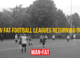 The MAN v FAT Football leagues returning in January