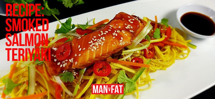 RECIPE: Smoked salmon teriyaki
