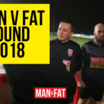 Photo: MAN v FAT Newsround 12/1/2018: Taking over the airwaves