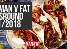MAN v FAT Newsround 19/1/2018: I dream of ice cream