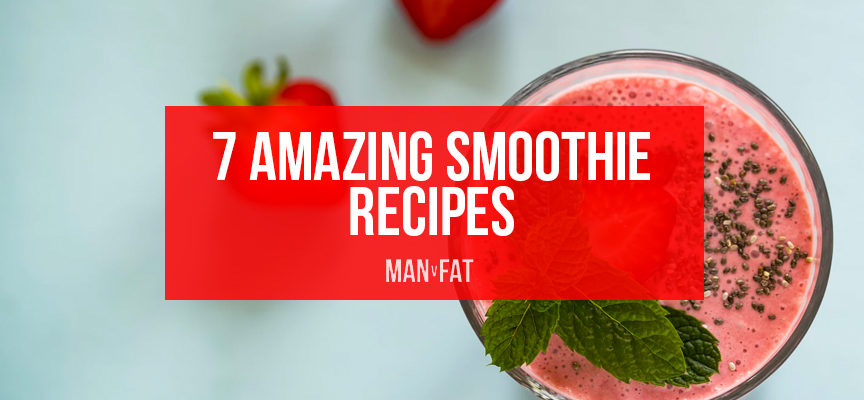 Weight loss smoothies: 7 amazing recipes to kickstart January