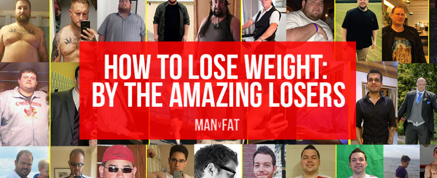 How to lose weight: Amazing Losers tell all
