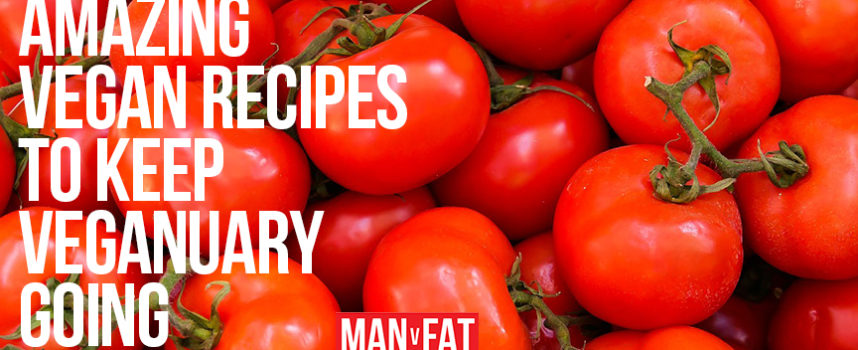 Amazing vegan recipes to keep Veganuary going
