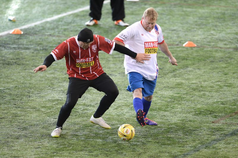 Win! An exclusive MAN v FAT Football ball