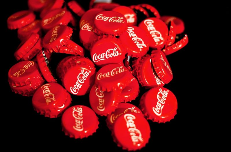 Coca-Cola bottle caps: cut out alcohol for a weight loss boost