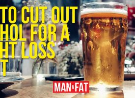 How to cut out alcohol for a weight loss boost