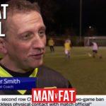 Photo: MAN v FAT Football on Sky Sports News!