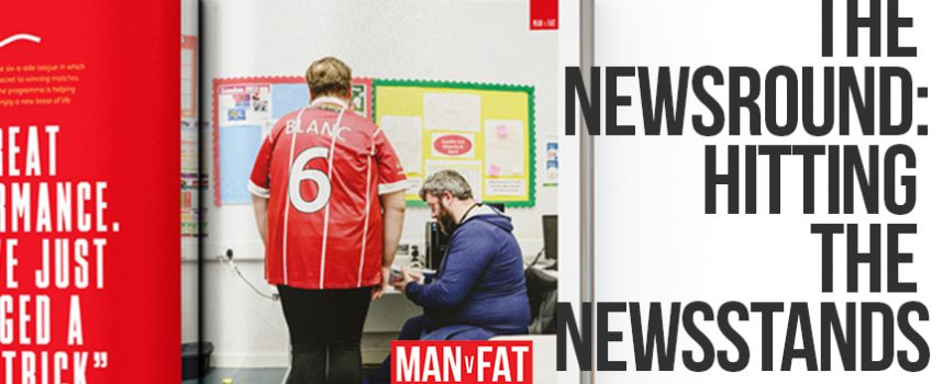 MAN v FAT Newsround 9/2/2018: Hitting the newsstands