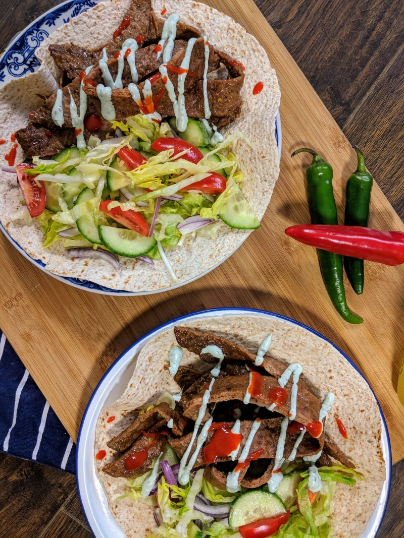 The not-so-dirty doner kebab