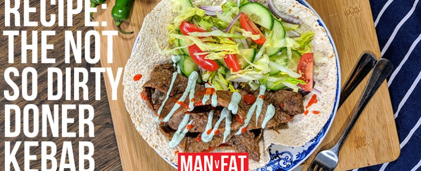RECIPE: The not-so-dirty doner kebab