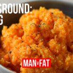 Photo: MAN v FAT Newsround 20/4/2018: Smashing Mashed Spuds