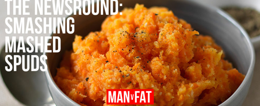 MAN v FAT Newsround 20/4/2018: Smashing Mashed Spuds