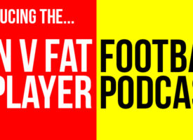 Introducing: The MAN v FAT Football Podcast!