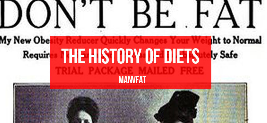 The history of diets