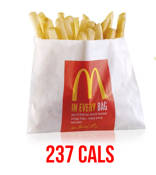 mcdonald's healthy swaps