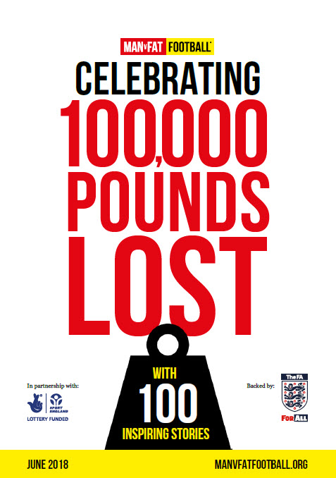 man v fat football hits 100,000