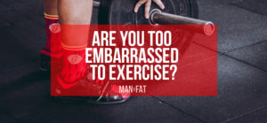 Photo: Are you too embarrassed to exercise? | MAN v FAT Newsround: 22/6/2018