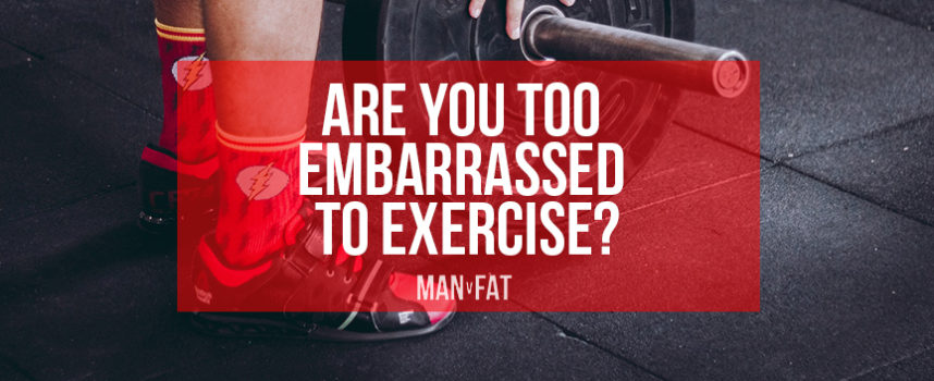 Are you too embarrassed to exercise? | MAN v FAT Newsround: 22/6/2018