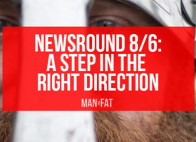A step in the right direction: The MAN v FAT Newsround 8/6