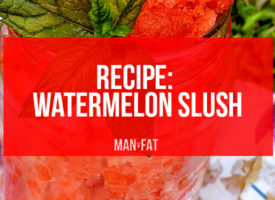 Recipe: Watermelon slush