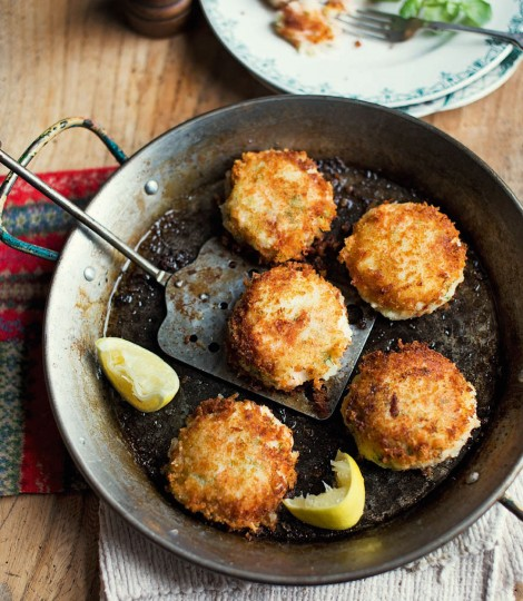 Healthy meal prep recipes - fishcakes