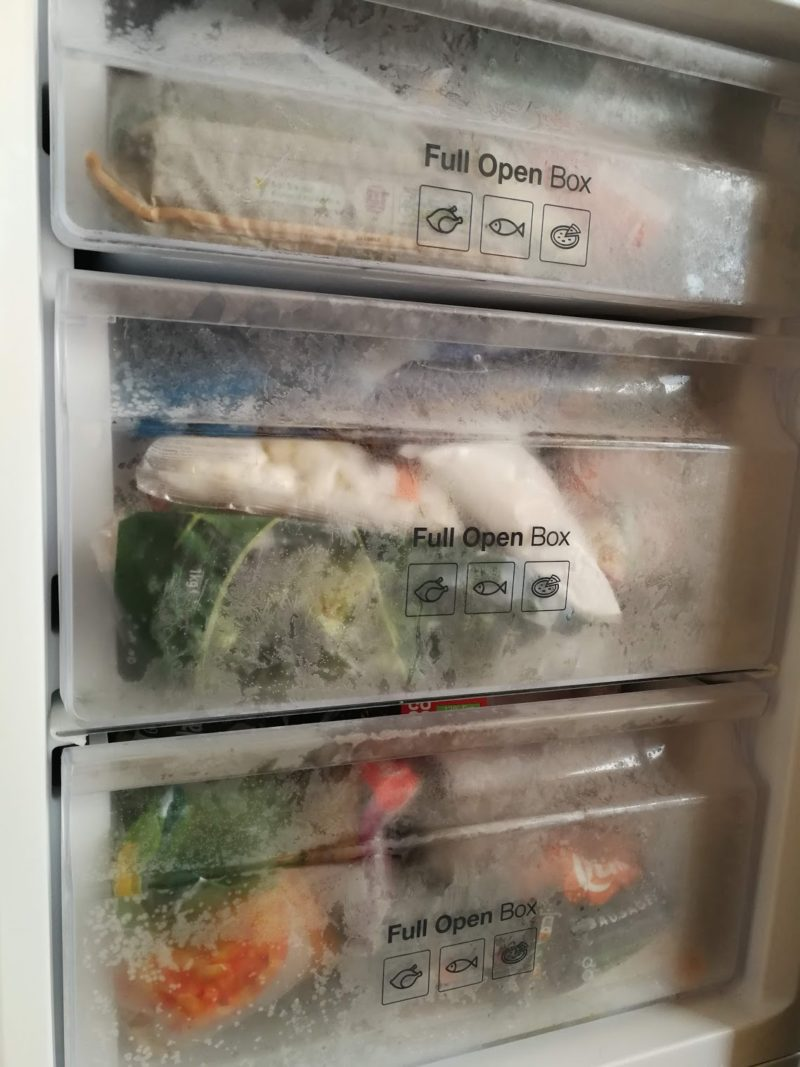 Freezer - why you should be batch cooking