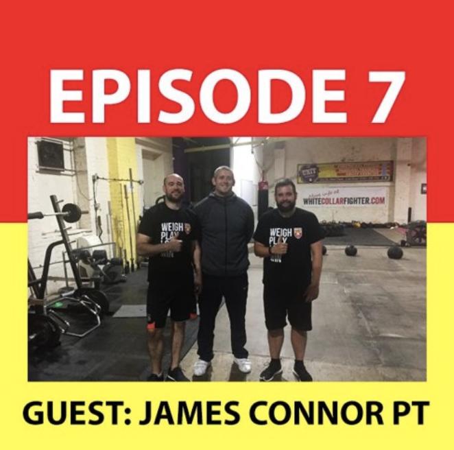 MAN v FAT podcast episode 7