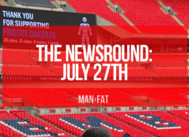 The MAN v FAT Newsround 27/7