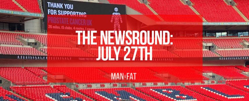 The MAN v FAT Newsround 27/7