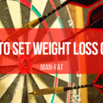 Photo: How to set weight loss goals