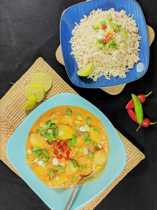 Thai Massaman curry recipe
