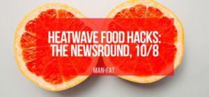 Photo: Heatwave food hacks | Newsround 10th Aug