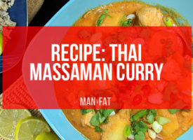 Recipe: Thai Massaman Curry