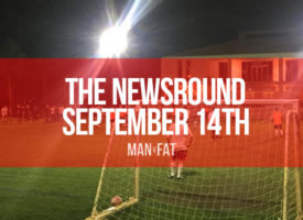 G'day Australia! The MAN v FAT Newsround 14th September