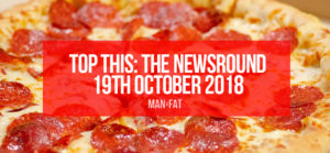 Photo: Top this: The MAN v FAT Newsround 19th October